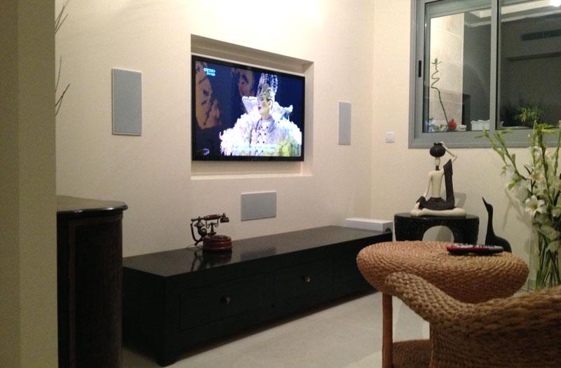 פינת טלוויזיה