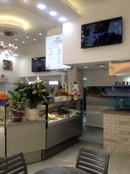 מערכת הפצת וידאו בחנות